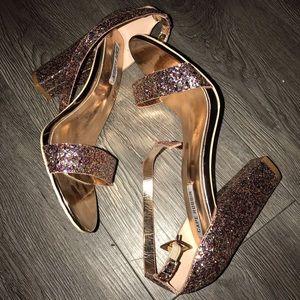 Cape Robbin Block Heel Sandals